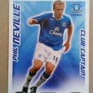 2008-09 Topps Match Attax Extra Premier League Phil Neville CC Everton