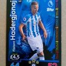 2018-19 Topps Match Attax Premier League #169 Florent Hadergjonaj Huddersfield Town