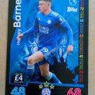 2018-19 Topps Match Attax Premier League Extra #U39 Harvey Barnes Leicester City