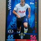 2018-19 Topps Match Attax Premier League Extra #U65 Harry Winks Tottenham Hotspur
