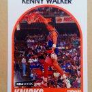 1989-90 NBA Hoops #3 Kenny Walker New York Knicks