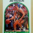 1989-90 NBA Hoops #18 Jim Paxson Boston Celtics