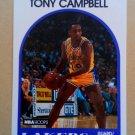 1989-90 NBA Hoops #19 Tony Campbell Los Angeles Lakers