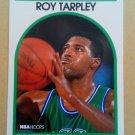 1989-90 NBA Hoops #23 Roy Tarpley Dallas Mavericks