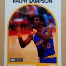 1989-90 NBA Hoops #39 Ralph Sampson Golden State Warriors