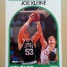 1989-90 NBA Hoops #47 Joe Kleine Boston Celtics