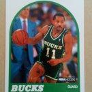 1989-90 NBA Hoops #56 Rickey Green Milwaukee Bucks