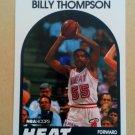 1989-90 NBA Hoops #59 Billy Thompson Miami Heat