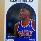 1989-90 NBA Hoops #64 Armon Gilliam Phoenix Suns