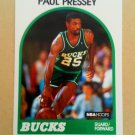 1989-90 NBA Hoops #79 Paul Pressey Milwaukee Bucks
