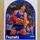 1989-90 NBA Hoops #82 Dan Schayes Denver Nuggets