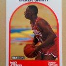 1989-90 NBA Hoops #83 Derek Smith Philadelphia 76ers