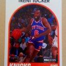 1989-90 NBA Hoops #87 Trent Tucker New York Knicks