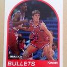 1989-90 NBA Hoops #94 Mark Alarie Washington Bullets