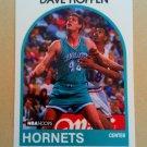 1989-90 NBA Hoops #99 Dave Hoppen Charlotte Hornets