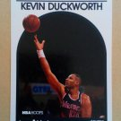 1989-90 NBA Hoops #103 Kevin Duckworth Portland Trail Blazers