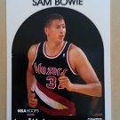 1989-90 NBA Hoops #111 Sam Bowie Portland Trail Blazers