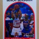 1989-90 NBA Hoops #114 Benoit Benjamin Los Angeles Clippers