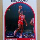 1989-90 NBA Hoops #117 Eric Floyd Houston Rockets