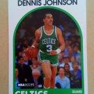 1989-90 NBA Hoops #121 Dennis Johnson Boston Celtics