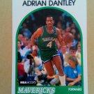 1989-90 NBA Hoops #125 Adrian Dantley Dallas Mavericks