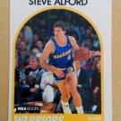 1989-90 NBA Hoops #143 Steve Alford Golden State Warriors