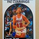 1989-90 NBA Hoops #158 Pat Cummings Miami Heat