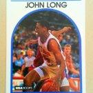 1989-90 NBA Hoops #167 John Long Detroit Pistons