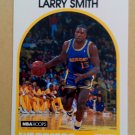 1989-90 NBA Hoops #168 Larry Smith Golden State Warriors