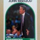 1989-90 NBA Hoops #171 John MacLeod Dallas Mavericks