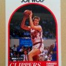 1989-90 NBA Hoops #173 Joe Wolf Los Angeles Clippers