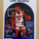 1989-90 NBA Hoops #183 Dan Majerle Phoenix Suns Rookie
