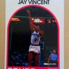 1989-90 NBA Hoops #191 Jay Vincent San Antonio Spurs