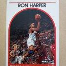 1989-90 NBA Hoops #205 Ron Harper Cleveland Cavaliers