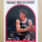 1989-90 NBA Hoops #206 Frank Brickowski San Antonio Spurs