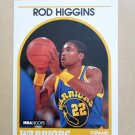 1989-90 NBA Hoops #209 Rod Higgins Golden State Warriors