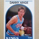 1989-90 NBA Hoops #215 Danny Ainge Sacramento Kings