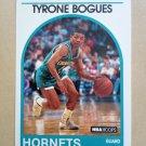 1989-90 NBA Hoops #218 Tyrone Bogues Charlotte Hornets