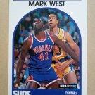 1989-90 NBA Hoops #228 Mark West Phoenix Suns