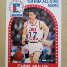 1989-90 NBA Hoops #230 Chris Mullin Golden State Warriors All-Star