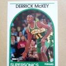 1989-90 NBA Hoops #233 Derrick McKey Seattle Supersonics
