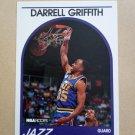 1989-90 NBA Hoops #241 Darrell Griffith Utah Jazz