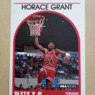 1989-90 NBA Hoops #242 Horace Grant Chicago Bulls