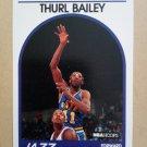 1989-90 NBA Hoops #251 Thurl Bailey Utah Jazz