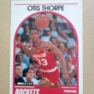 1989-90 NBA Hoops #265 Otis Thorpe Houston Rockets