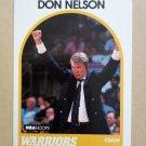 1989-90 NBA Hoops #273 Don Nelson Golden State Warriors