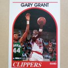 1989-90 NBA Hoops #274 Gary Grant Los Angeles Clippers Rookie