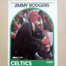 1989-90 NBA Hoops #277 Jimmy Rodgers Boston Celtics