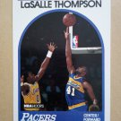 1989-90 NBA Hoops #281 LaSalle Thompson Indiana Pacers