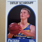 1989-90 NBA Hoops #282 Detlef Schrempf Indiana Pacers